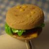 Tasty Burger Ring