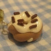 White Choco Donut