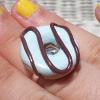 Tutifruti Donut Ring