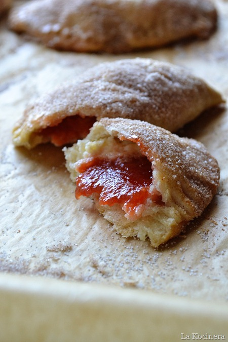 open empanada