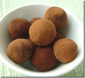 Sloe Truffles 1
