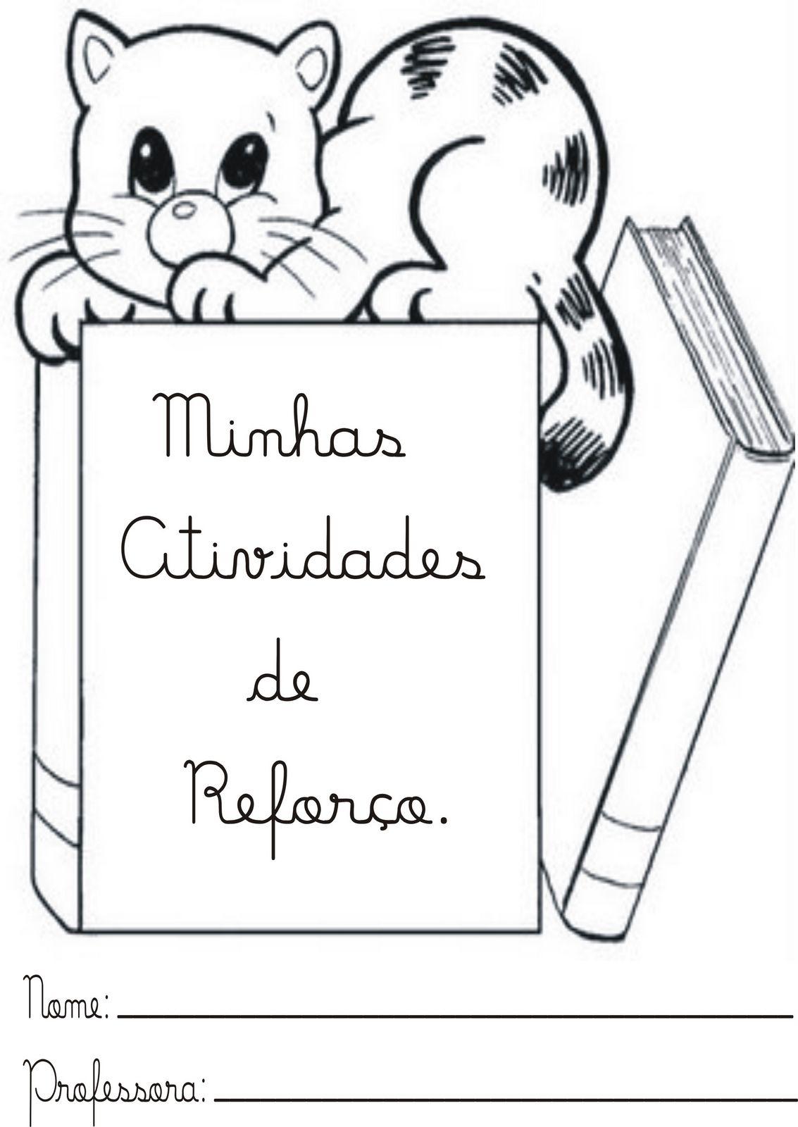 Top Blog Professor Zezinho : Atividades para aulas de educação infantil UM65