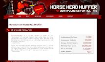 Horse Head Huffer