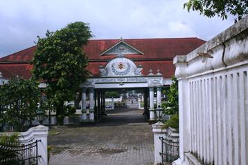 Kraton building