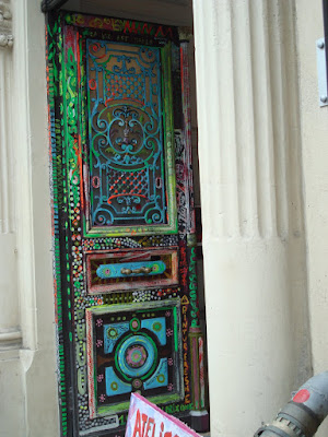 Awesome Paris Door