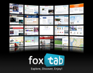 افزونه FoxTab برای فایرفاکس