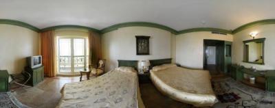 اتاق 215، هتل بزرگ داریوش