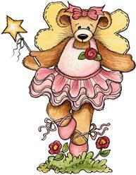 Ballet Bear01