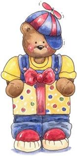 Party Bear 3