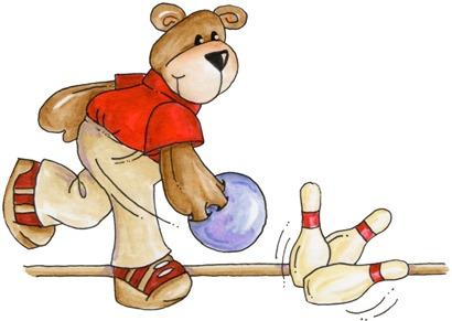 Bowling Bear