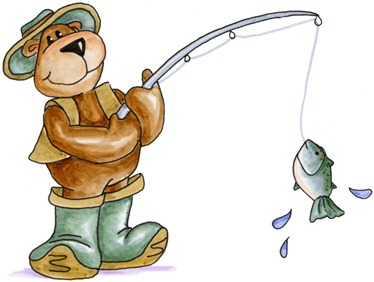 Fishing Bear01