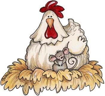 imagem decoupage clipart Chicken
