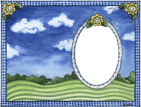 imagens decoupage clipart FR Landscape
