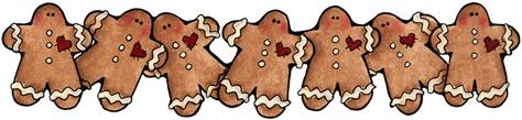 BDR Gingerbread Man