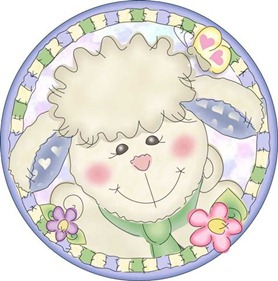 Loveable Lambs roundel2-728516