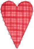 Plaid Heart01