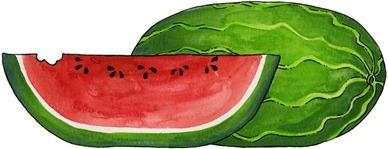 imagem decoupage clipart Watermelon