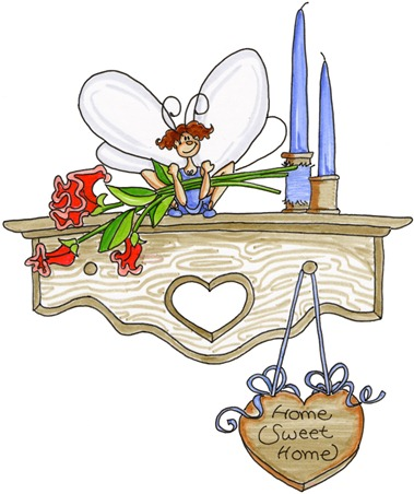 Fairy on Shelf
