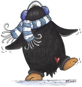 Penguin Bum