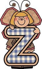 Fairy Alphabet 2z