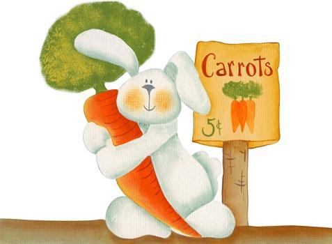 imagens decoupage clipart figura decoupage  Carrots For Sale