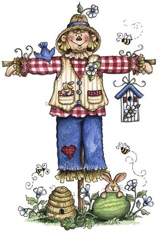 Summer Scarecrow01