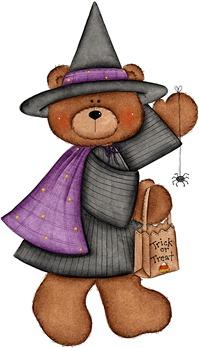 clipart imagem decoupage ursos  BEARING ALL SEASONS 14 (14)