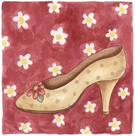 imagem decoupage clipart Shoe Red (20)