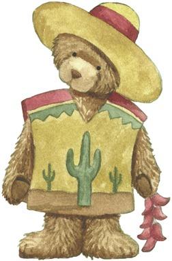 Mexico bear