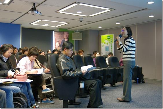 100年 非營利組織 資訊科技運用座談會 - 台北場 (21)