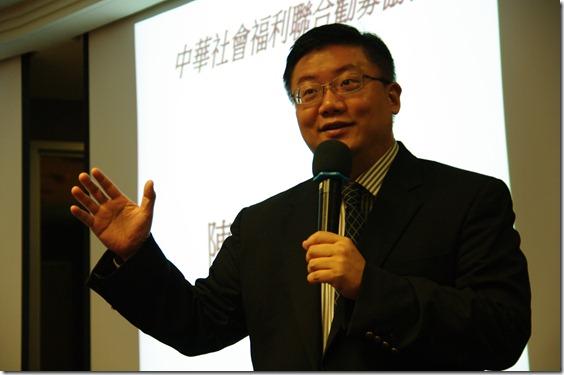 100年 非營利組織 資訊科技運用座談會 - 台北場 (27)