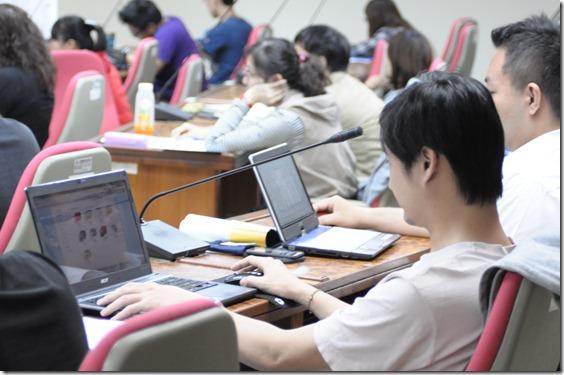 100年 非營利組織 資訊科技運用座談會 - 高雄場 (20)