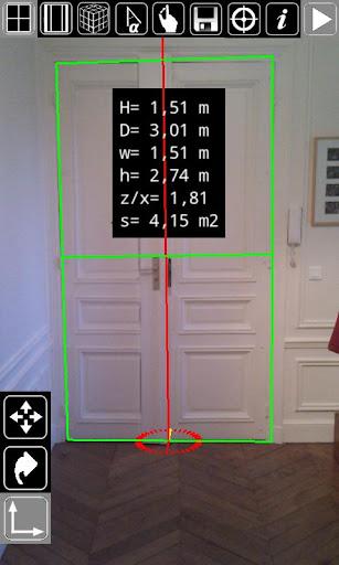 Plumb-bob + - screenshot
