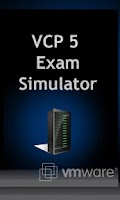 Screenshot of VCP5 Exam Prep (Vmware VCP 5)