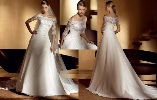 Modern Wedding Dresses 2010