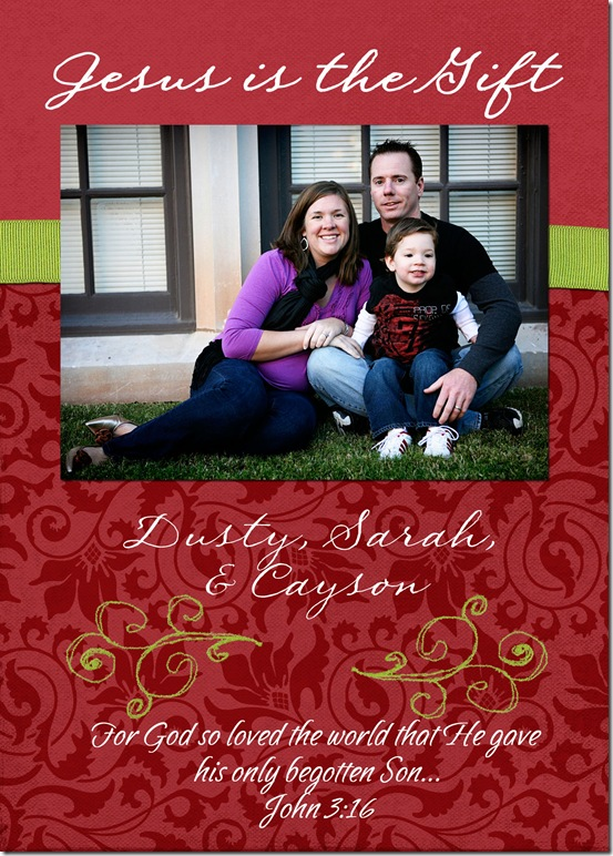 2009 Christmas Card 2 copy