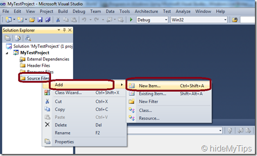 "4_Create ""Hello World"" C   Program in Windows Using Microsoft Visual Studio"