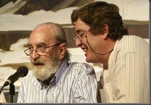 García Montero y Ángel González