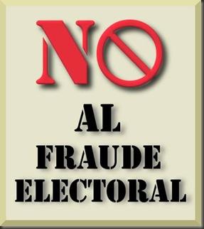 No_al_Fraude_electoral