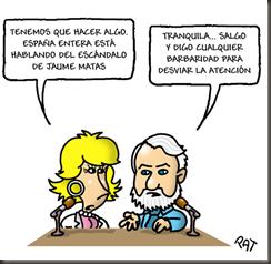 Oreja y Aguirre