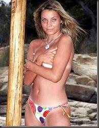 Miss candidata. Barbara Matera