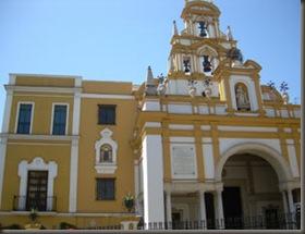 Basílica Museo la Macarena