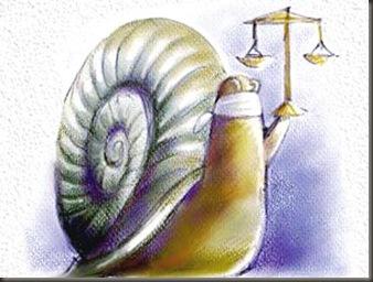 Justicia lenta