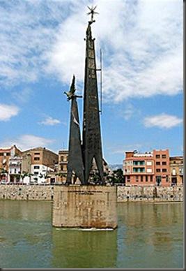 Tortosa Monumento franquista