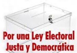 ley electoral 1