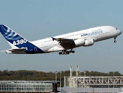 Documental Airbus A380 Poster