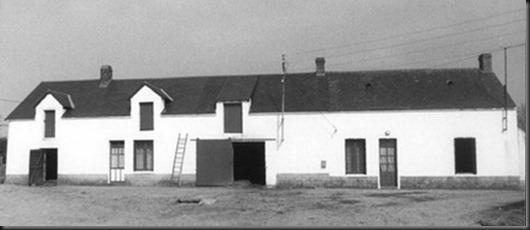 Une ancienne  barre à la Rinçais en 1980
