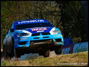 Nilás Madero vencedor en el Rally de Entre Ríos / pistoneandoafull.blogspot.com