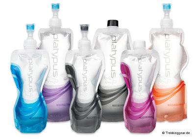 Platypus SoftBottle – neue Modelle vom Ultralight-Klassiker
