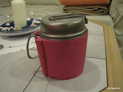 Make Your Own Gear: Pot Cozy für kalte Tage